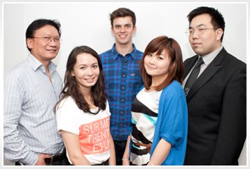 Chinese Services Team
